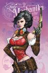 Lady Mechanika 2 Comiccentral by joebenitez