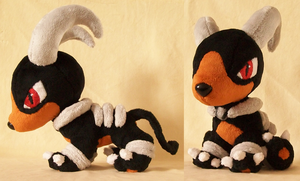 Houndoom plush