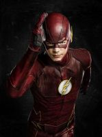 The Flash season 2 suit  by TheHumanSpider7