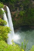 Wailua Falls by ART-Obscure