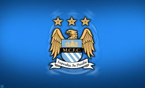Manchester City Fc by beneagle