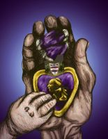 The Purple Heart by RoccoBertucci