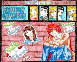 The Cullen's Family by IsisConstantine
