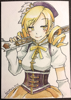 Mami Tomoe by jojostory