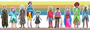 Height Chart by clemon