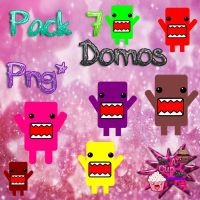 Pack 7 Domos Png by FernandaaEditions