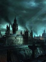 London Is Dead by ChrisCoutureUK