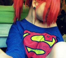 Red Hair by molliezombie