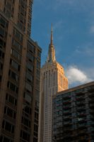 Empire State Building by FreSch85