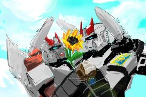 TF - sunflower for you by yamcat