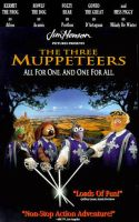 The Three Muppeteers by Scavgraphics