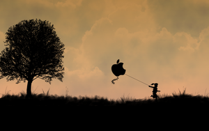 Apple Kite by SkyJohn