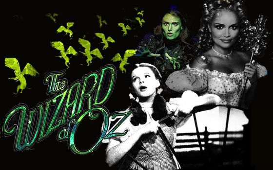 Wizard of Oz by kate-harvey-art