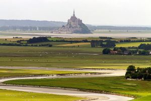 Le Mont Saint Michel/Mont Saint Michel by hubert61