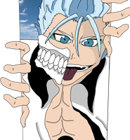 .:Grimmjow for animefan2245:. by FinalGenesiss