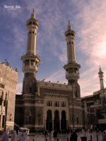 Grand Mosque in Mecca by nawrasajaj