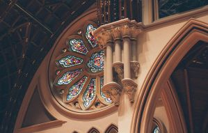 Stained Glass by nickcomito
