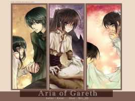 Aria of Gareth by 10721