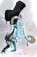 Glow Rave Thae- gift to 6298 by Nisassa