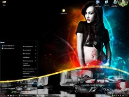 Undercover theme for XP by tochpcru