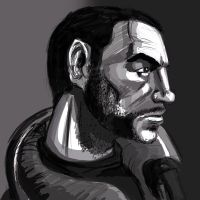 Niko Bellic by AlexIKaine