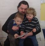 Reading To Kids by Fienna