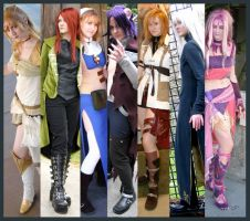 Cosplay ID by nolwen