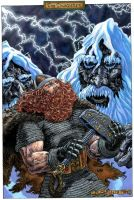 Thor, the Thunderer by mlpeters