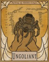 Ungoliant by Gr8Gonzo
