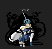 Sayaka, Fight gif by bunnybrawl