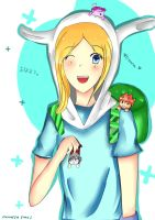 Fionna And Fwens by Erniesa
