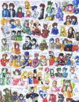 Felt pen doodles 42 by General-RADIX
