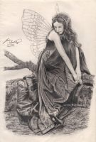 Faerie Admiration by fallensecrets