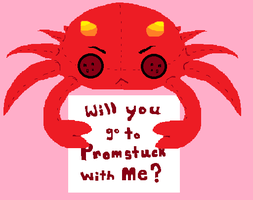 Will you go to PromStuck With me? by Late-Night-Cannibals