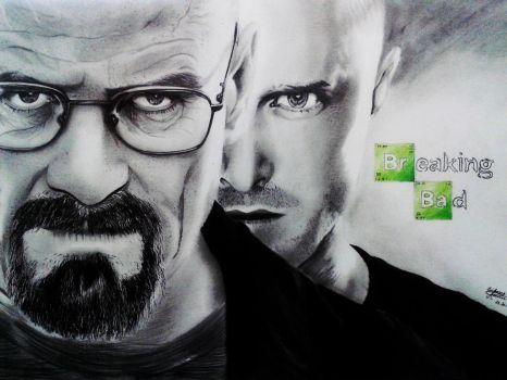 Breaking Bad Finished by guilhermegk29