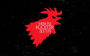 Game of Thrones House Rooster Teeth by GingerJMEZ