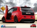 FIAT-Yamaha team PUNTO by CapiDesign