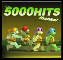 5000 Hits_hooray by Rcaptain