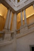 Staircase in Yellow by TullaRask
