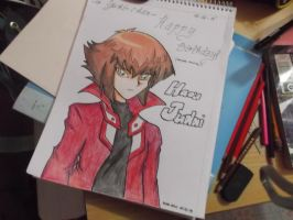 .:Gift: Haou Judai Artwork:. by YuGiOh4Ever