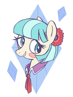 Coco Pommel by Toodles3702