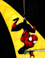 Commission: Spider Girl by MJRainwater