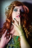 Poison Ivy by Lily-on-the-moon