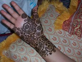 Henna Hands by dantes229