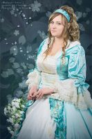 Lia de Beaumont - lady of Spring by Artyy-Tegra