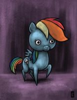 Rainbow Dash by hooves4life