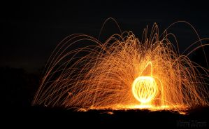 Sparks Orb by MichaelGBrown