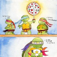 Tmnt by Squall1015