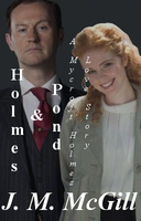 Holmes and Pond by Snowfoot528