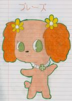 Jewelpet Prase by Alice-of-Africa